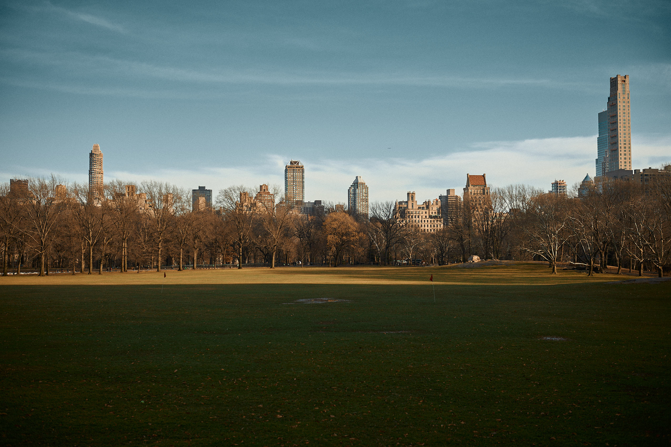 Central Park, New York photo by MarcelTiedje